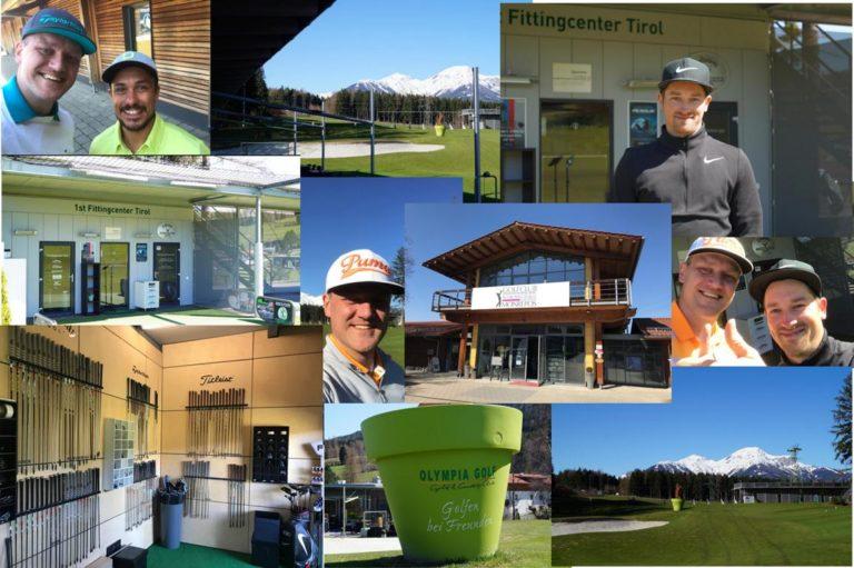 """Meine """"Tour de Golf"""" – Zu Gast bei Patrick Emery und Florian Raggl"""