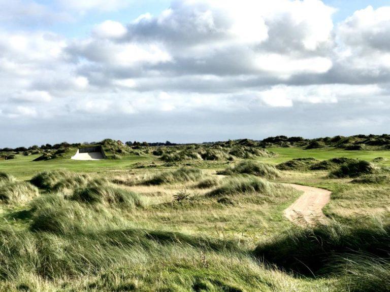 Golf in Holland? Alles außer Käse
