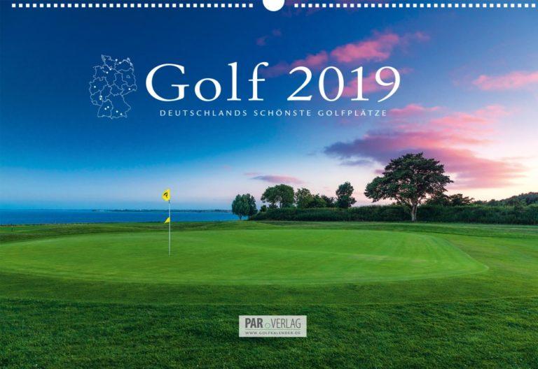 Adventsgewinnspiel – Der Golfkalender