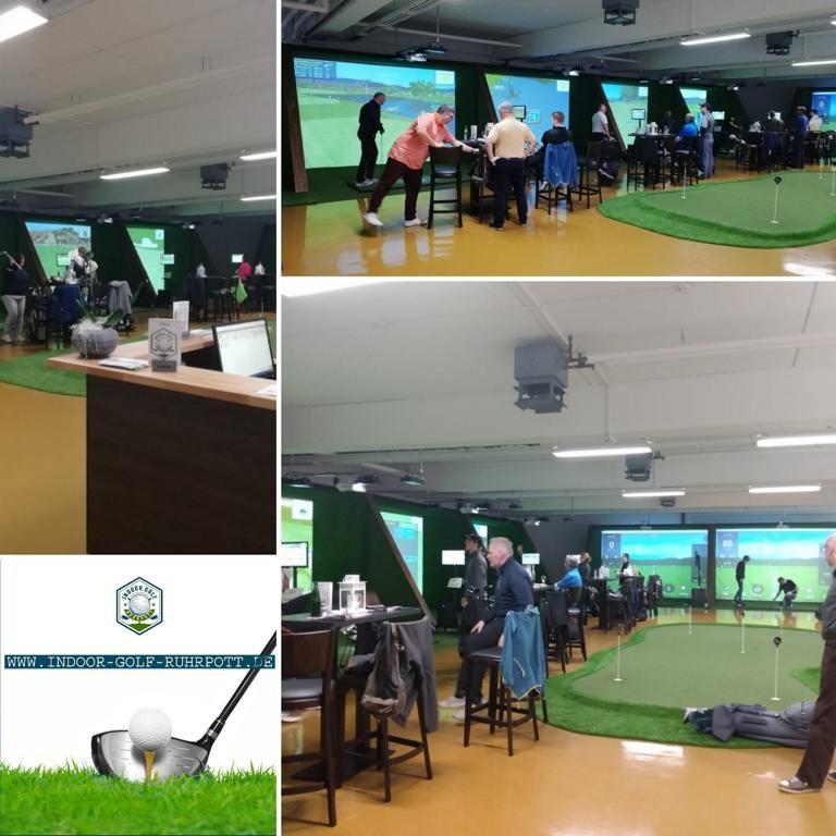TOBI TESTET: Indoor Golf Ruhrpott
