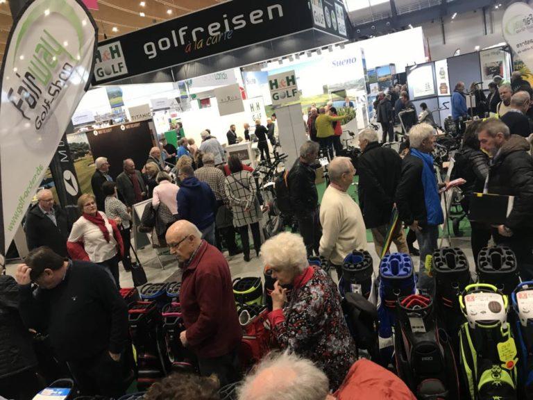Messebesuch: CMT Stuttgart – Golf- und Wellnessreisen