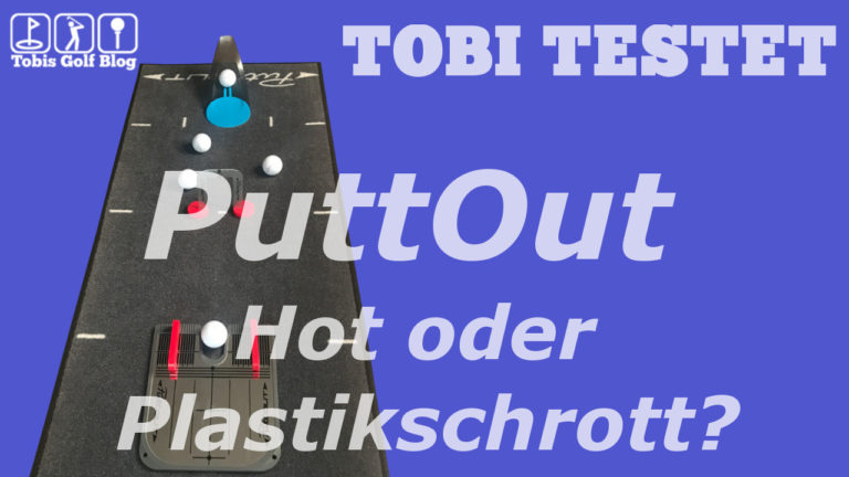 TOBI TESTET: PuttOut Home Putting Studio – Hot oder Plastikschrott?