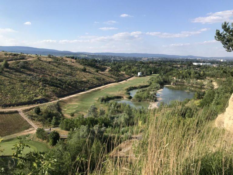 TOBI SPIELT: Mainzer Golfclub