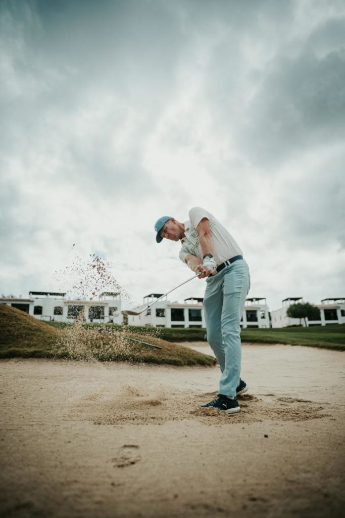 Tobias Lehmann: Golfblogger, YouTuber und Influencer (Picture by Marc Bremer MB-Mediaworld)
