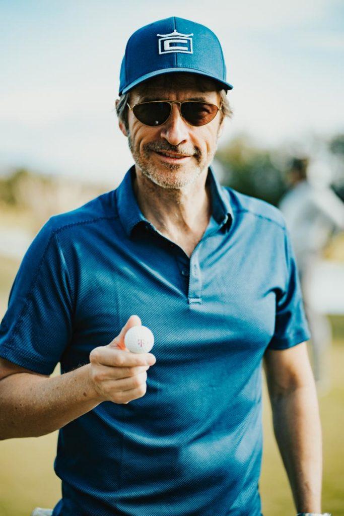 Guido Broscheit: Schauspieler und Filmproduzent (Picture by Marc Bremer MB-Mediaworld)