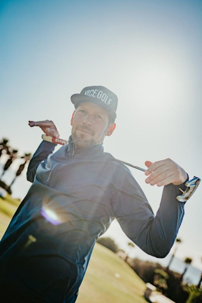 Fabian Sixt: Golfblogger, Fotograf, Wanderer, Influencer (Picture by Marc Bremer MB-Mediaworld)